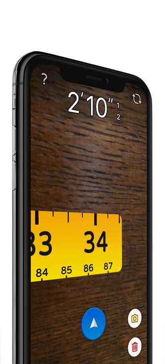 Measure with your phone